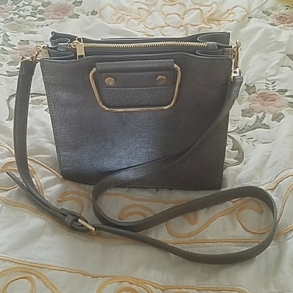 Handbags - Faux leather purse